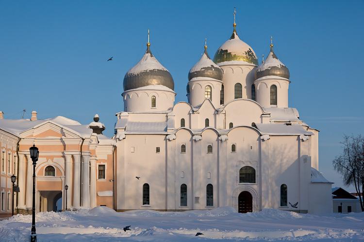 St. Sophia, Novgorod