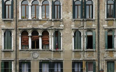 Venetian Building Frontage
