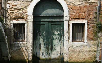 Venice - Old Doorway