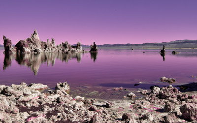 Surreal Mono Lake