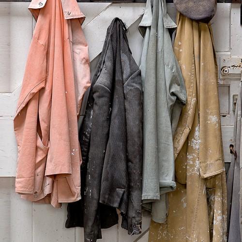 Sculptor's Coats
