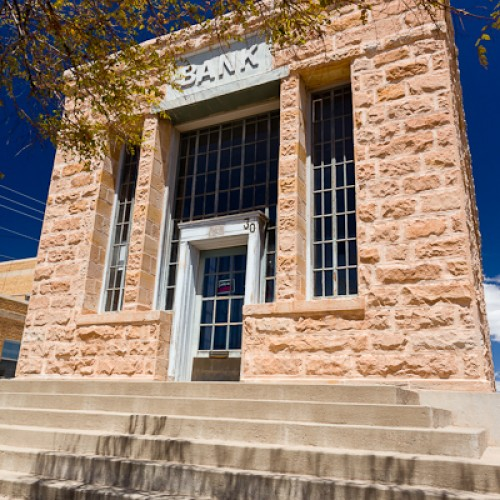 The Old Bank - Blanding, UT