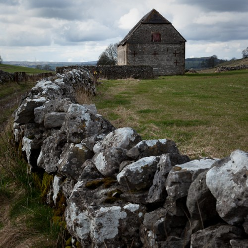 Lonely Barn - Peak District
