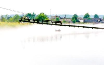River Emtsa - Near Plesetsk