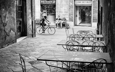 Secluded Cafe Siena