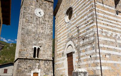 Church of San Regolo - Vagli Sotto