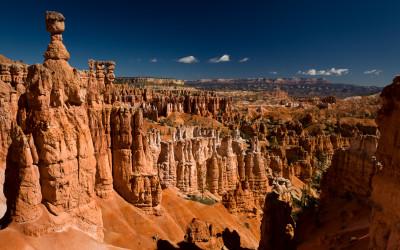 Thor's Hammer Vista - Bryce Canyon