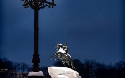Bronze Horseman - St. Petersburg