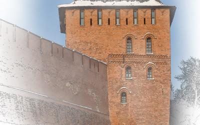 Kremlin - Veliky Novgorod