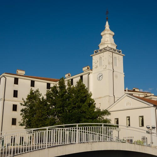 Crikvenica - Church of the Assumption of the Blessed Virgin Mary