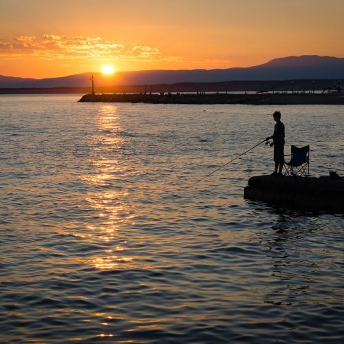 Crikvenica - Fisherman