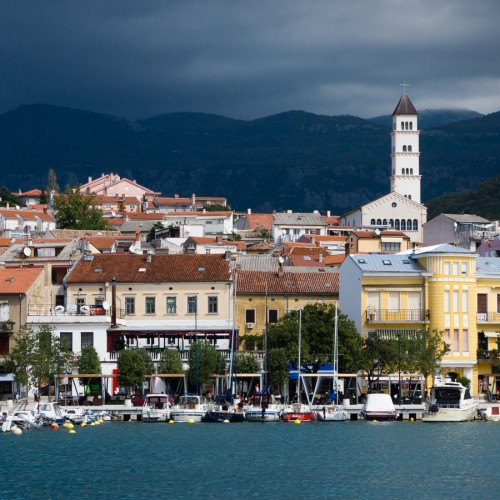 Crikvenica - The Harbour