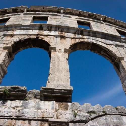 Roman Arena - Pula