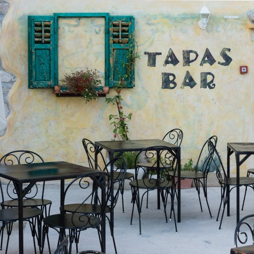Baska, Krk - Tapas Bar