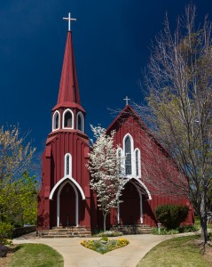 The Red Church, Sonora