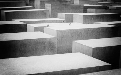 Field of Stelae, Holocaust Memorial