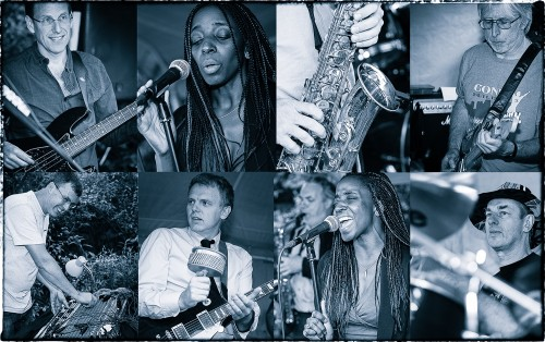 Deep Blue - The Band!