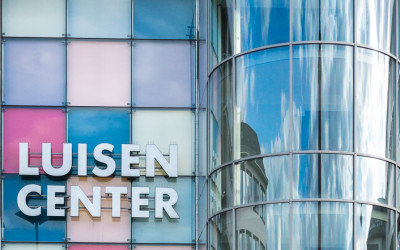 Luisen Centre, Luisenplatz